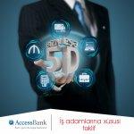 AccessBank: «5D для бизнеса» значительно упрощает безналичные расчёты предпринимателей - Gallery Thumbnail