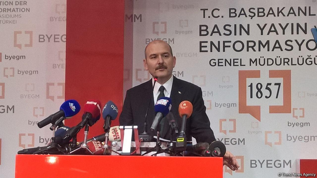 Turkish Interior Minister announces his readiness to resign