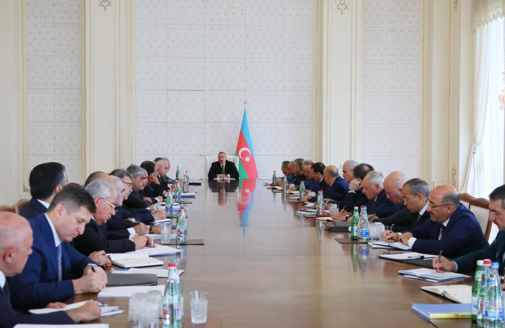 Ilham Aliyev: Azerbaijan-US relations entering new stage