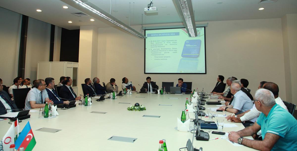 Таджикистан не допустит продажи на своей территории произведенных на оккупированных землях Азербайджана товаров (ФОТО) - Gallery Image