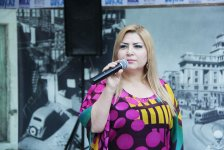 Азербайджанские звезды в проекте Retro Bakı (ФОТО) - Gallery Thumbnail