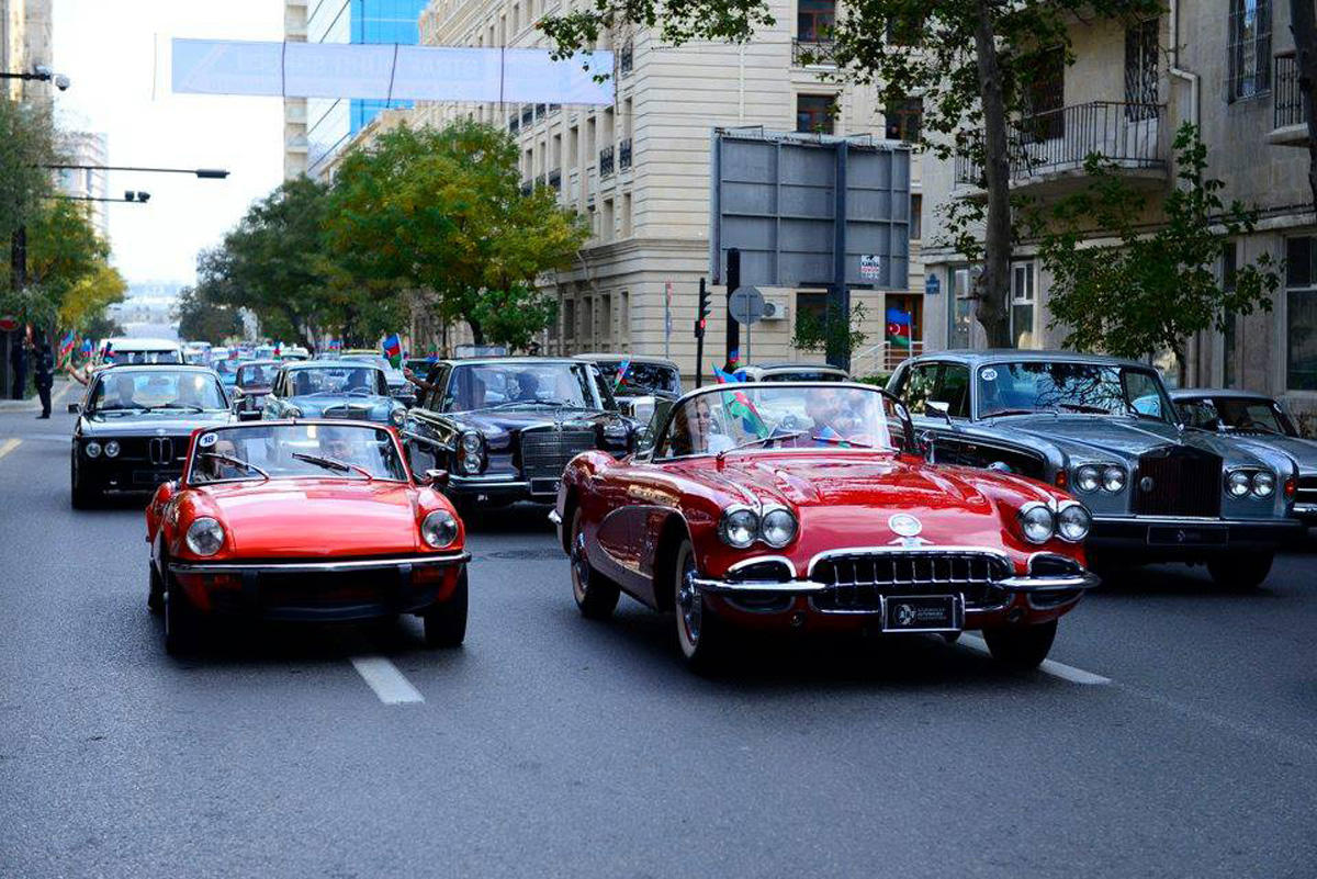 Parade of classic cars to be held in Azerbaijan (PHOTO)