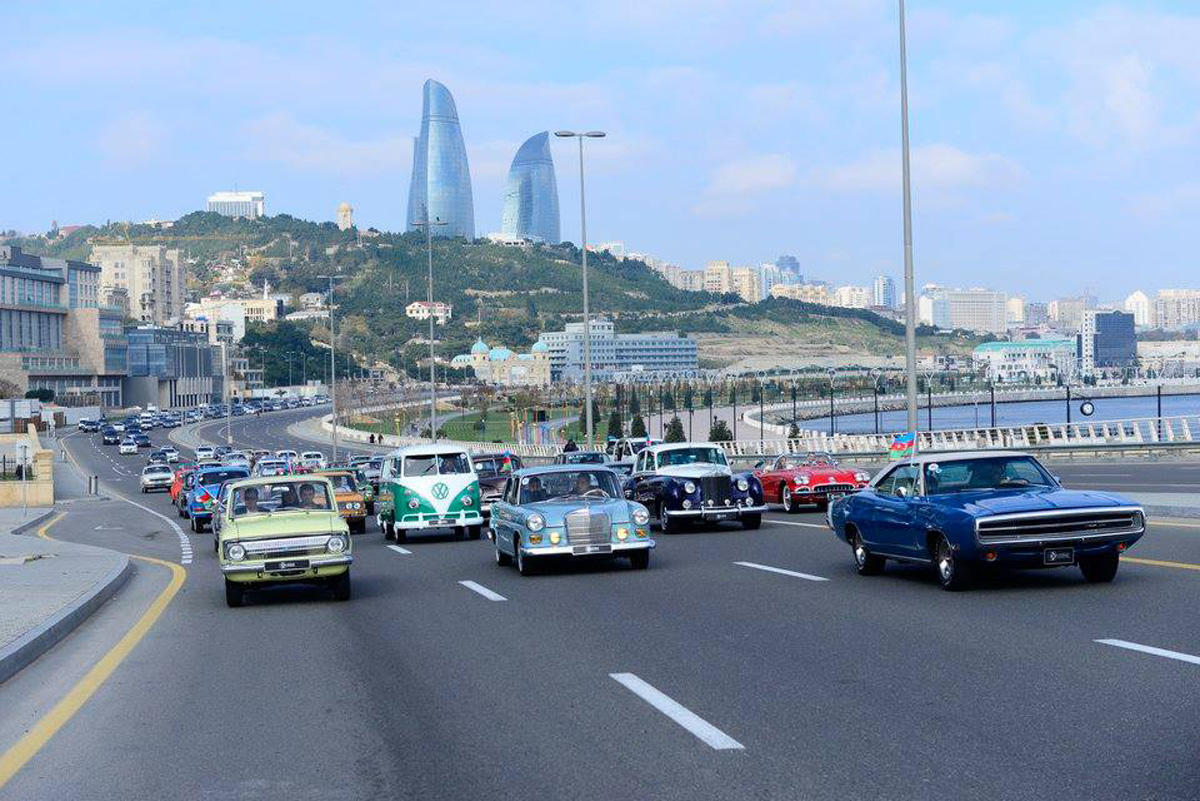 Parade of classic cars to be held in Azerbaijan (PHOTO) - Gallery Image