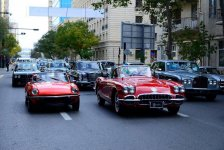 Parade of classic cars to be held in Azerbaijan (PHOTO) - Gallery Thumbnail