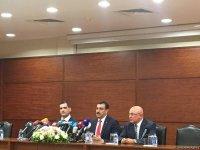 Gümrük ve Ticaret Bakanı Tüfenkci Azerbaycan'da - Gallery Thumbnail