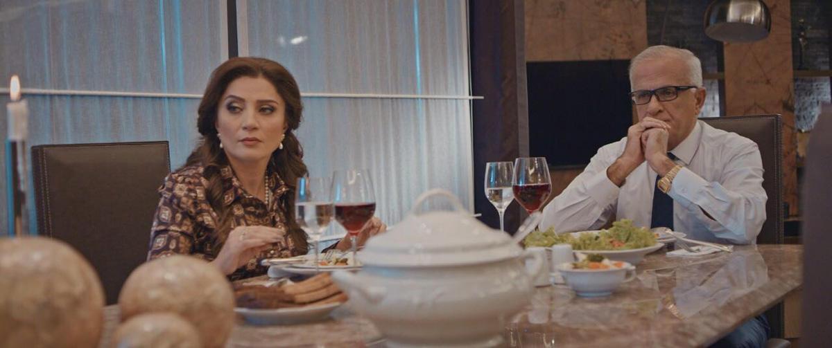 "Оксана Расулова и Эльшад Хосе презентуют фильм ""Поцелуй ангела"" (ФОТО) - Gallery Image"
