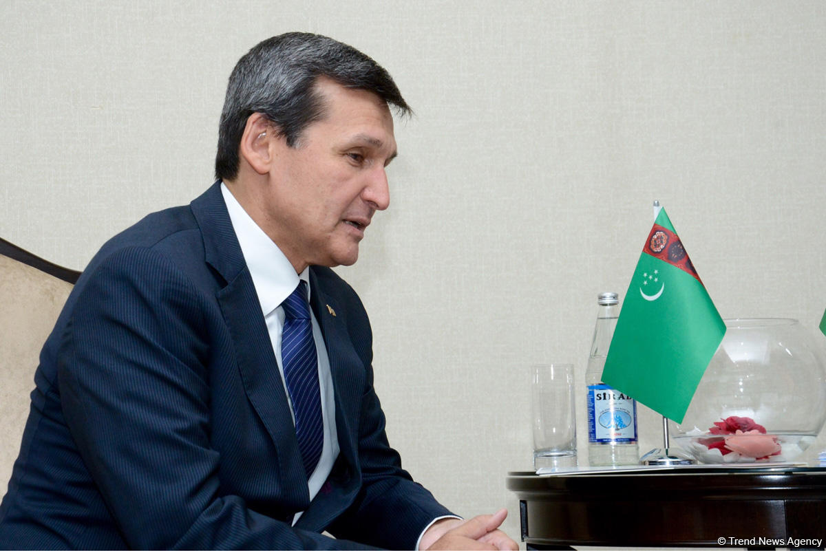 Turkmen president to pay official visit to Azerbaijan soon (PHOTO) - Gallery Image