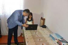 Госоператор связи создал кабельно-канализационные сооружения в Джоджуг Марджанлы (ФОТО) - Gallery Thumbnail
