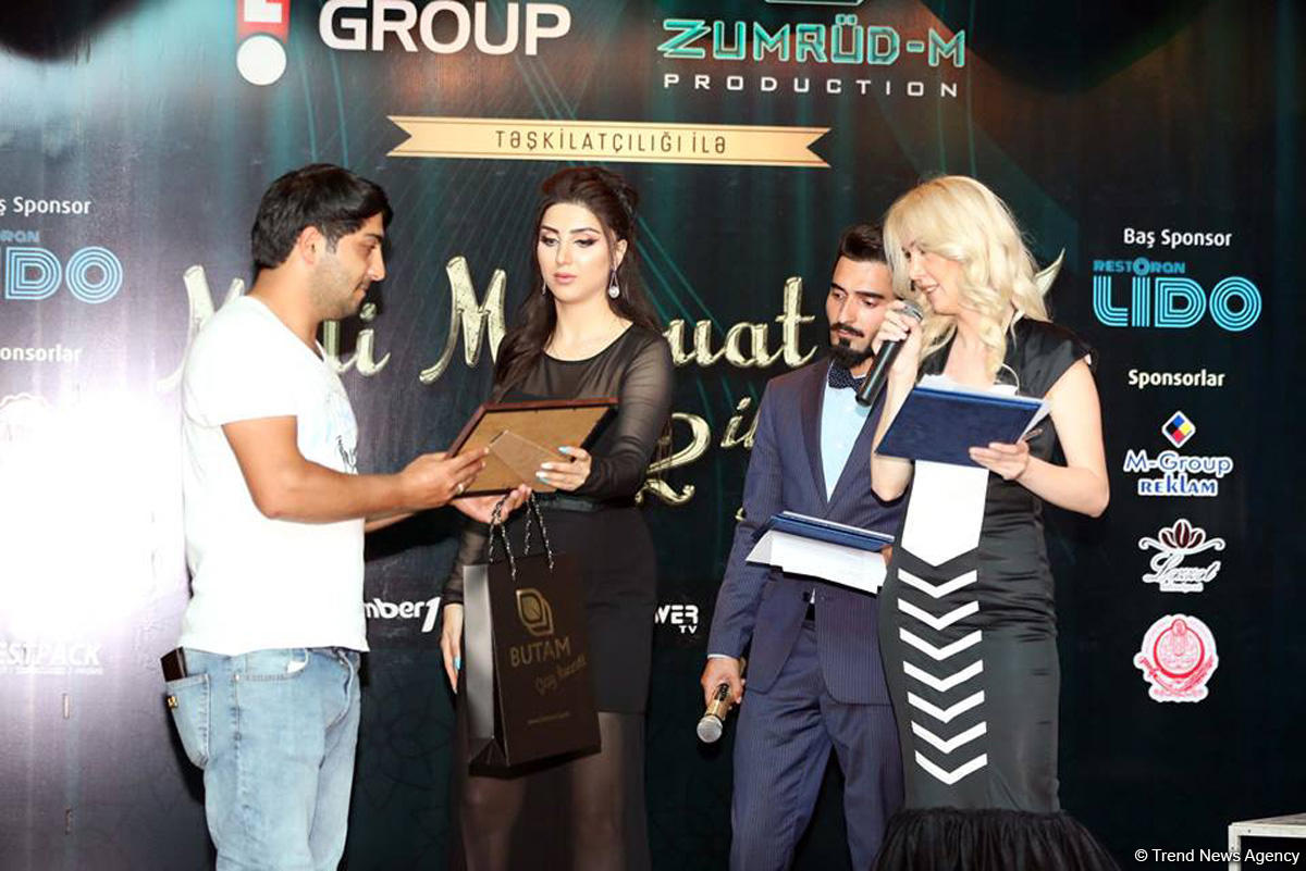 В Баку прошла церемония награждения, посвященная Дню национальной прессы (ФОТО) - Gallery Image