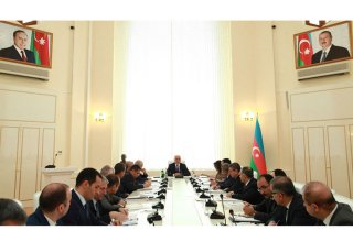 Minister: Azerbaijan's agricultural parks cost 207M manats (PHOTO)