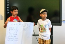 """Azercell starts """"Coding Kids – Summer IT School"""" free project (PHOTO) - Gallery Thumbnail"""