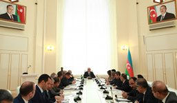 Minister: Azerbaijan's agricultural parks cost 207M manats (PHOTO) - Gallery Thumbnail