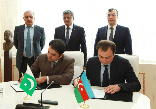 Azerbaijan, Pakistan to establish joint ventures (PHOTO) - Gallery Image