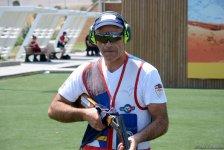 Интересные кадры с чемпионата  Европы по стрельбе в Баку (ФОТО) - Gallery Thumbnail
