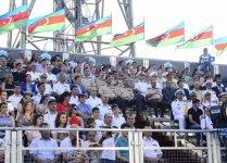 В Баку состоялась торжественная церемония открытия Международных соревнований «Кубок моря-2017» - Gallery Thumbnail