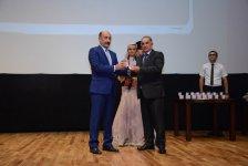 Азербайджанские кинематографисты торжественно отметили профессиональный праздник (ФОТО) - Gallery Thumbnail