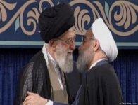 Hamaney Hasan Ruhani'nin görevini resmen onayladı (Fotoğraf) - Gallery Thumbnail