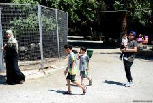 Turistlərin daha çox üz tutduğu məkanlardan biri Bakı Zooparkıdır (FOTO) - Gallery Thumbnail