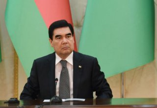 Personnel changes in Turkmen government