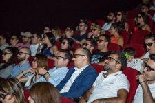 Новый фильм Люка Бессона презентован в лазерном зале Park Cinema (ФОТО) - Gallery Thumbnail