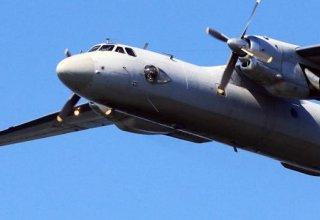"""Suriyada Rusiyanın """"An-26""""sı qəzaya uğradı: 32 ölü"""
