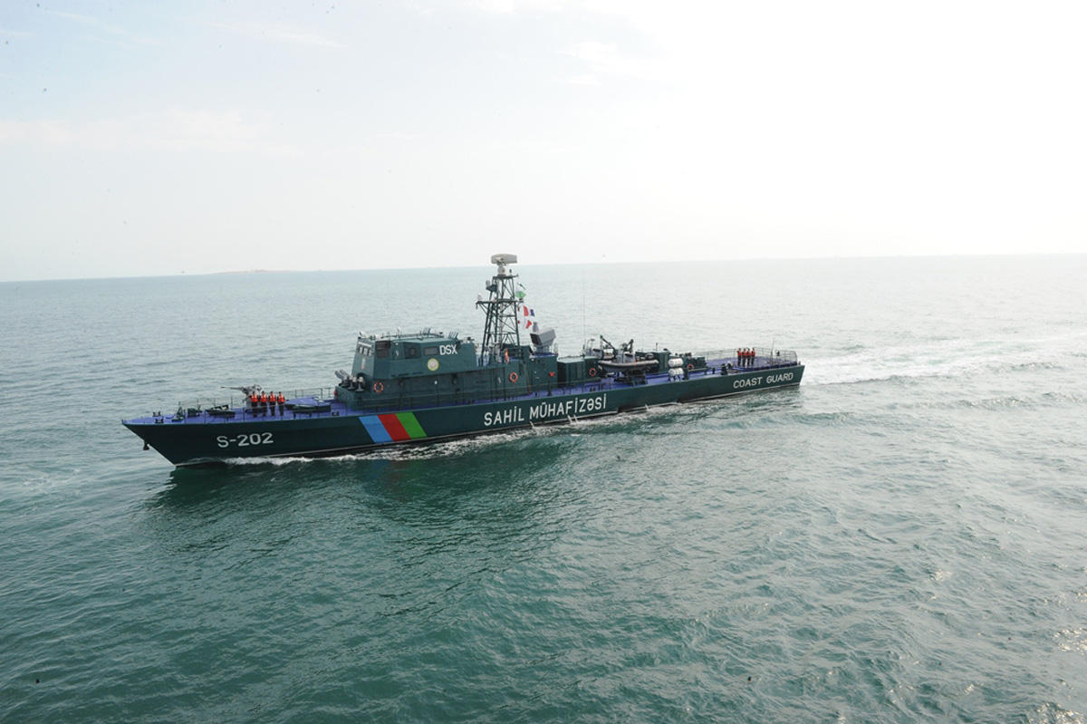 Objects in Azerbaijani sector of Caspian sea continuously monitored - State Border Service