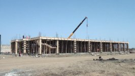 Construction works in Masalli Industrial Zone to be completed in 1Q18 (PHOTO) - Gallery Thumbnail