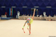 24th Open Azerbaijan Rhythmic Gymnastics Championship kicks off (PHOTO) - Gallery Thumbnail