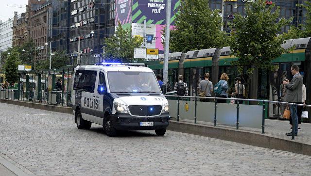 В Хельсинки усилили меры безопасности после нападения в Турку