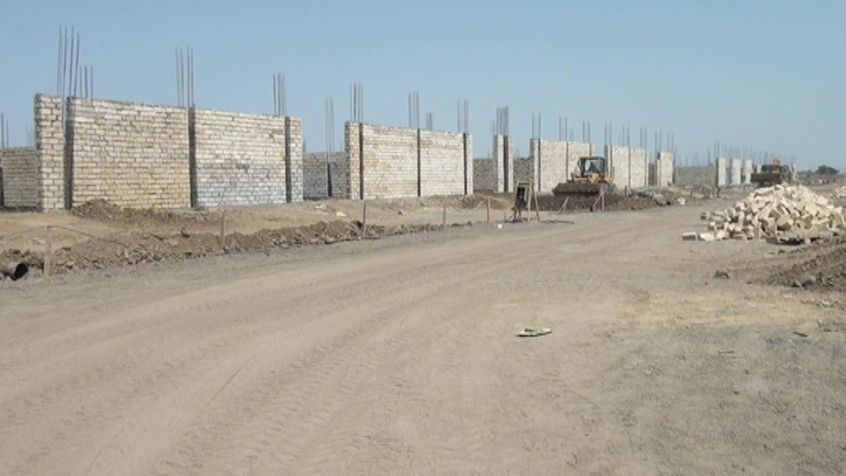 Construction works in Masalli Industrial Zone to be completed in 1Q18 (PHOTO) - Gallery Image