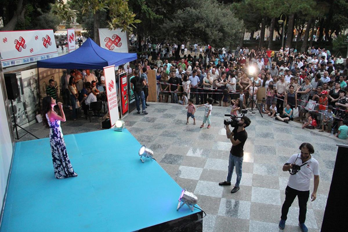 "Азербайджанские артисты пригласили в ""Ретро Баку"" (ФОТО) - Gallery Image"