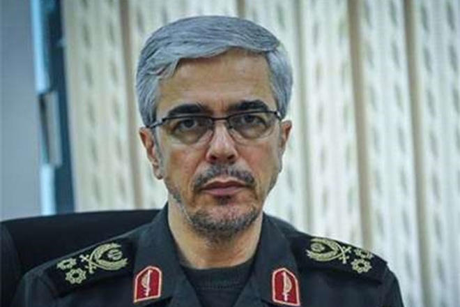 Iran chief of staff due in Russia