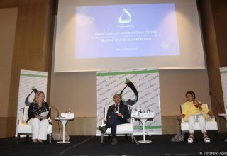 Baku Global Young Leaders Forum in photos - second day