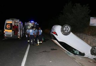Over 35,000 accidents registered in Turkey in April