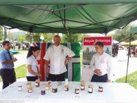 В Габале открылся Международный фестиваль варенья (ФОТО) - Gallery Thumbnail
