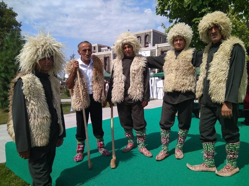 В Габале открылся Международный фестиваль варенья (ФОТО) - Gallery Image