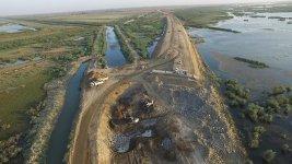 Основная часть автодороги Алят-Астара-граница с Ираном готова к эксплуатации (ФОТО, ВИДЕО) - Gallery Thumbnail