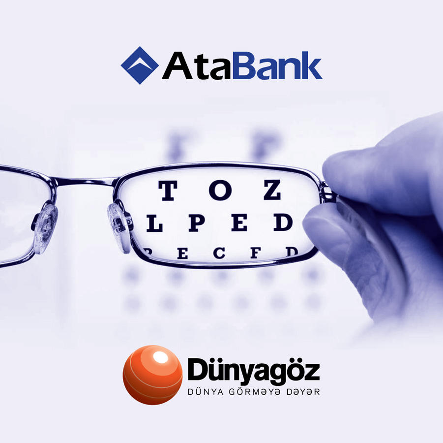 Free eye check-up for AtaBank OJSC clients