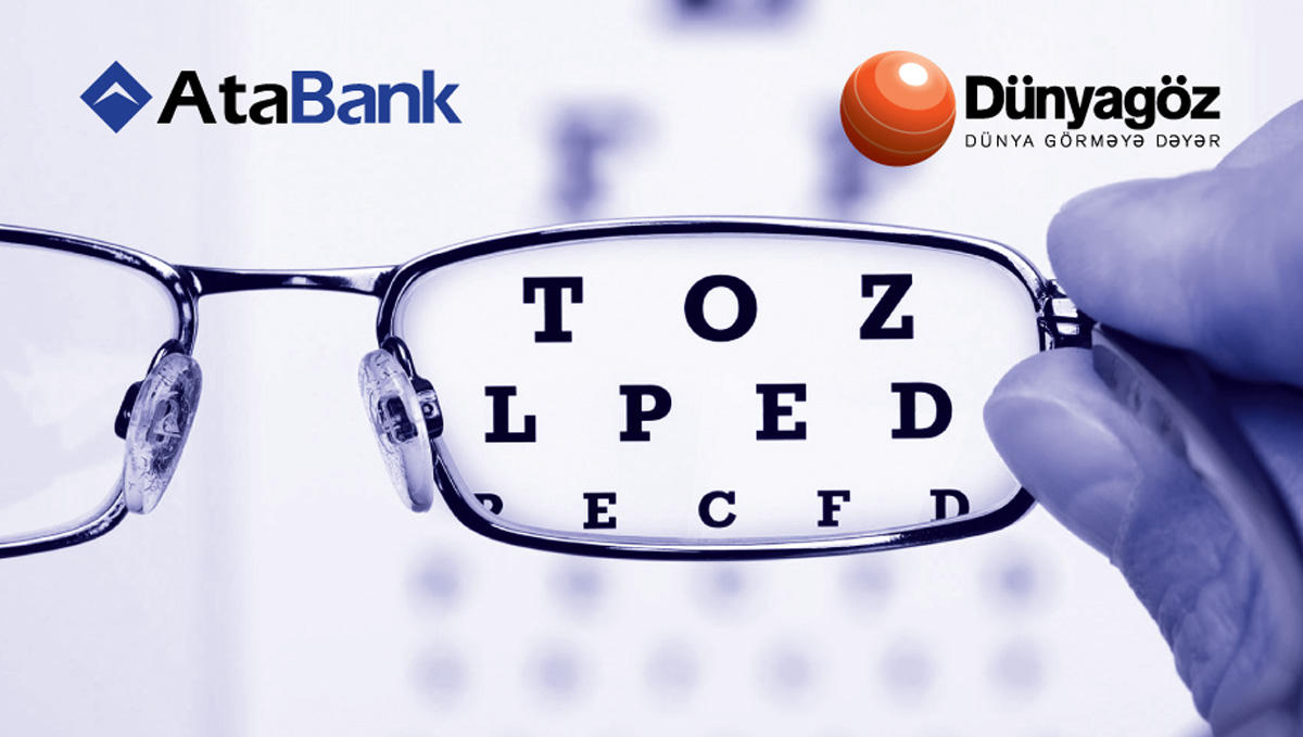 Free eye check-up for AtaBank OJSC clients - Gallery Image