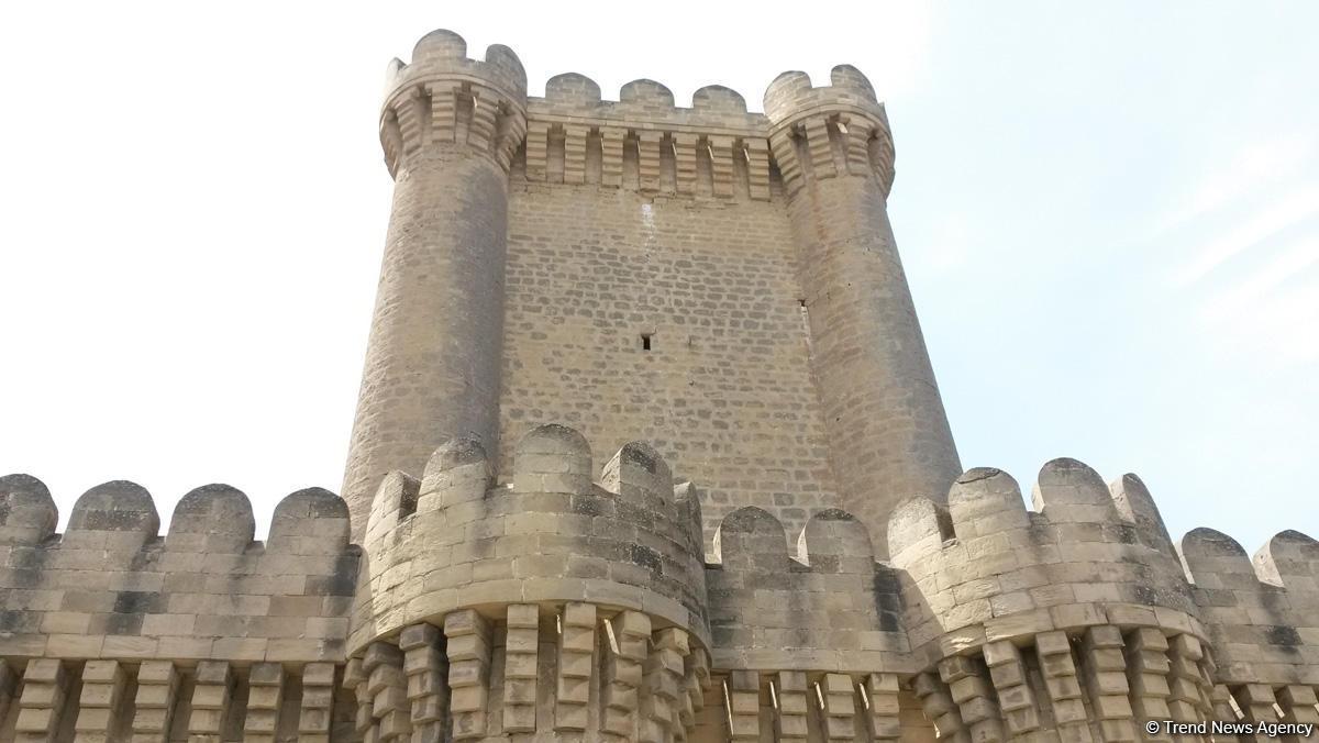 Mərdəkan qalası – Abşeronun ən hündür donjonu (FOTO) - Gallery Image