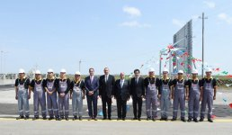 Ilham Aliyev opens Masalli-Jalilabad road after reconstruction (PHOTO) - Gallery Thumbnail