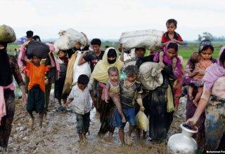 ГА ООН приняла резолюцию по мусульманским беженцам рохинджа в Мьянме