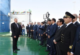 Ilham Aliyev: Contract of the Century to be extended until 2050