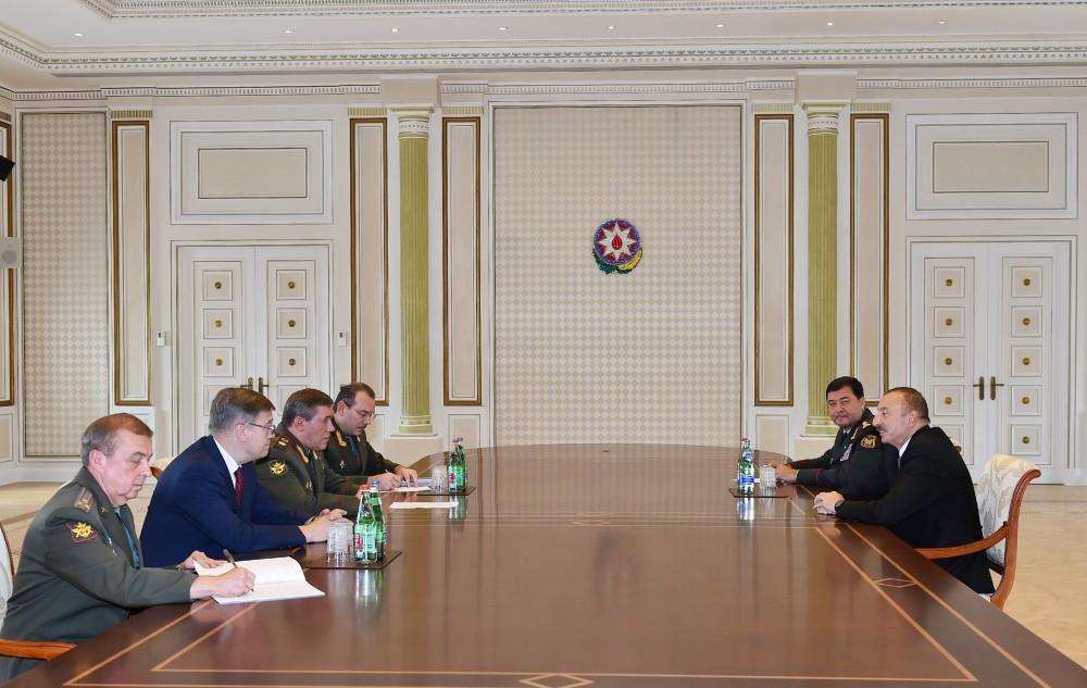 Ilham Aliyev: Azerbaijan interested in reducing overall tension on global scale