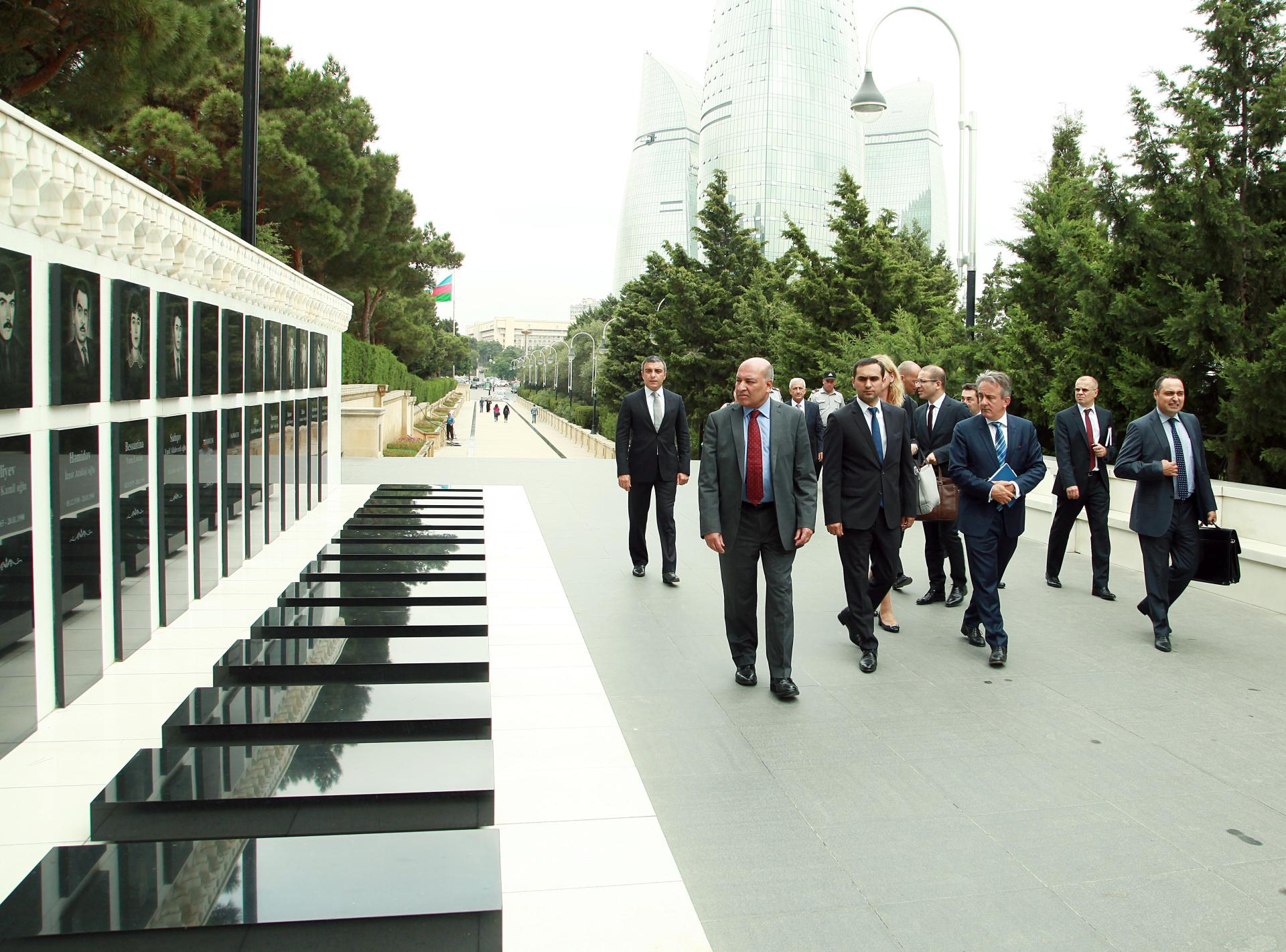 Azerbaijan, EBRD mull expansion of co-op - Gallery Image
