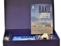 Videos about Baku screened at UEFA's Nyon headquarters - Gallery Thumbnail