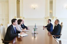 Ilham Aliyev: Armenia interested in delaying peace talks on Karabakh conflict (PHOTO) - Gallery Thumbnail
