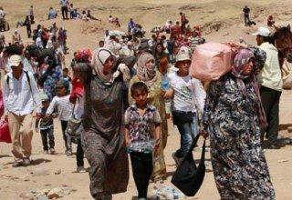В Сирию за сутки вернулись более 810 беженцев из Иордании и Ливана