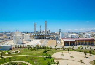 Methanol plant worth nearly $2B to be launched in Kazakhstan's Mangystau