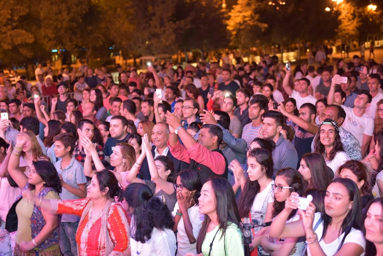 'INDIAN OCEAN' enthrals music lovers at Baku Boulevard (PHOTO) - Gallery Image